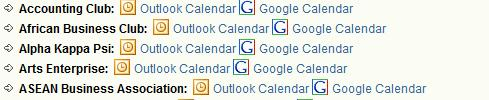 Google Calendar Screenshot 1